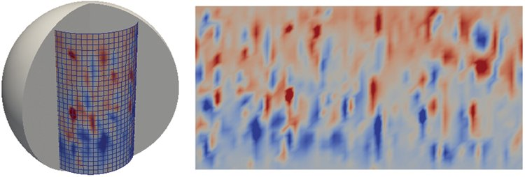 ParaView's Python Programmable Filters in Geophysics